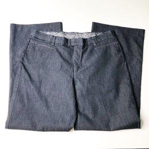 Lee Jeans Comfort Waistband Trouser Wide Leg